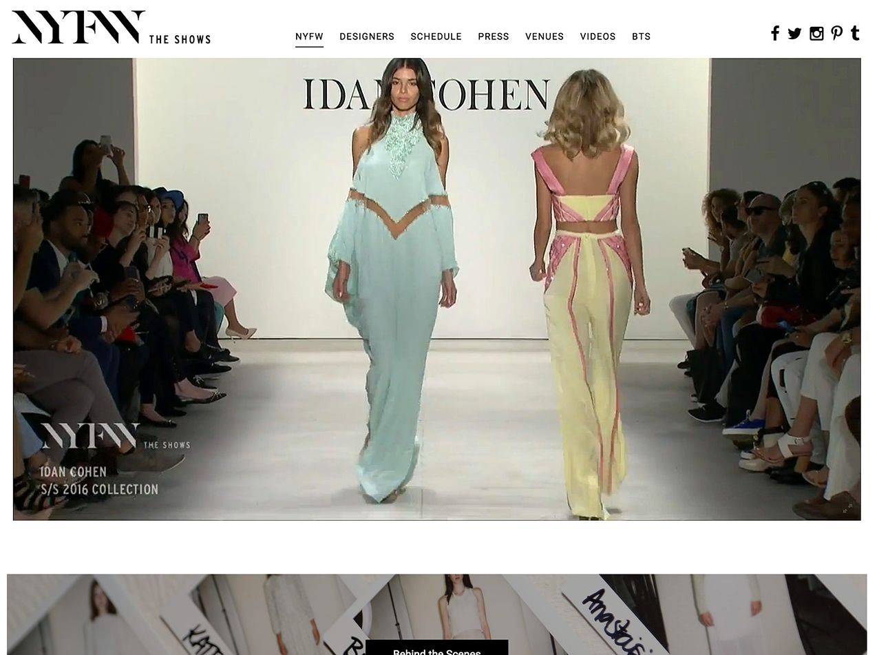 B Live Work Nyfw Spring 2016 The Shows